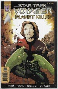 Star Trek  : Voyager : Planet Killer   #1 of 4 GD/VG