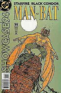 Showcase '94 #11 VF/NM; DC | save on shipping - details inside
