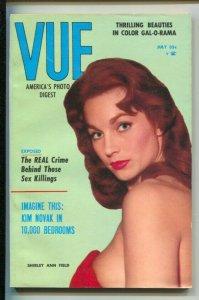 Vue 7/1959-cheesecake-Kim Novak-showgirls,-pin-ups-Exploitation-sensationalis...