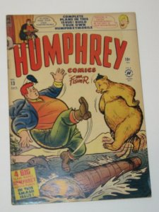 Humphrey Comics #13 1950 Golden Age Harvey Publications Comics FN