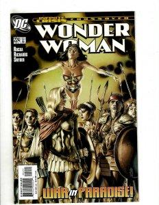 12 DC Comics Wonder Woman 224 225 226 1 Teen Titans 20 21 25(2) 35 36 37 1 RB25