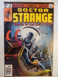 DOCTOR STRANGE # 39
