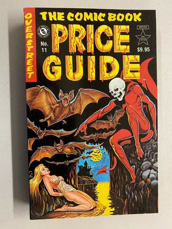 The Comic Book Price Guide Horror #11 Softcover NM (1981)