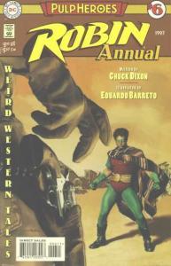 Robin (1993 series) Annual #6, NM (Stock photo)