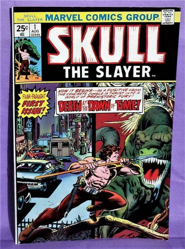 Marv Wolfman SKULL THE SLAYER #1 Steve Gan Bronze Age (Marvel, 1975)!