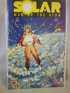 Solar Man of the Atom 1  1991 in VF/NM condition. Unread .