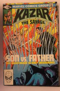 Ka-Zar The Savage 7 VF/NM
