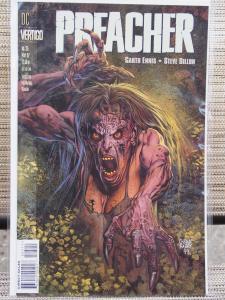 Preacher 25 VF/NM condition. Origin of Cassidy the Vampire!
