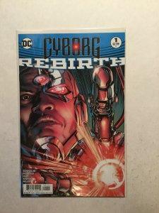 Cyborg 1 Rebirth Near Mint Nm Dc Comics