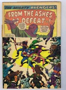 Avengers #24 ORIGINAL Vintage 1966 Marvel Comics Kang the Conqueror
