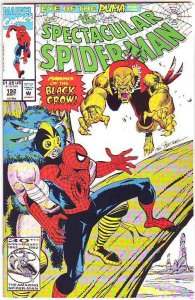 Spider-Man, Peter Parker Spectacular #192 (Dec-92) NM/NM- High-Grade Spider-Man