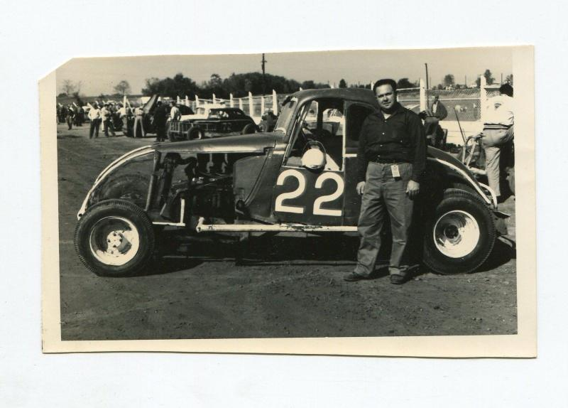 Ken Baumont-Photo-Williams Grove Speedway-#22-Stock Car-VG