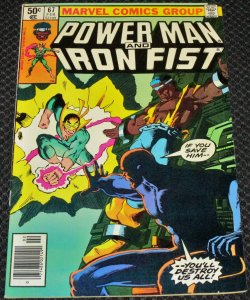 Power Man and Iron Fist #67 (1981)