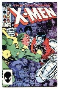 X-MEN #191 1985 MARVEL 1st appearance of Nimrod NM-