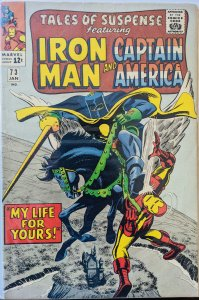 Tales of Suspense #73 (1966)