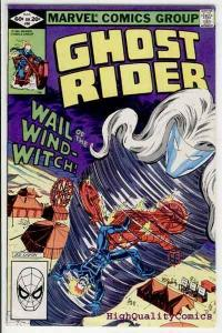 GHOST RIDER #66, FN+, Motocycle, Witch, Movie, 1973, Wind-Witch,