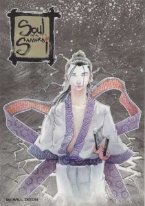 Soul of a Samurai #2, NM + (Stock photo)