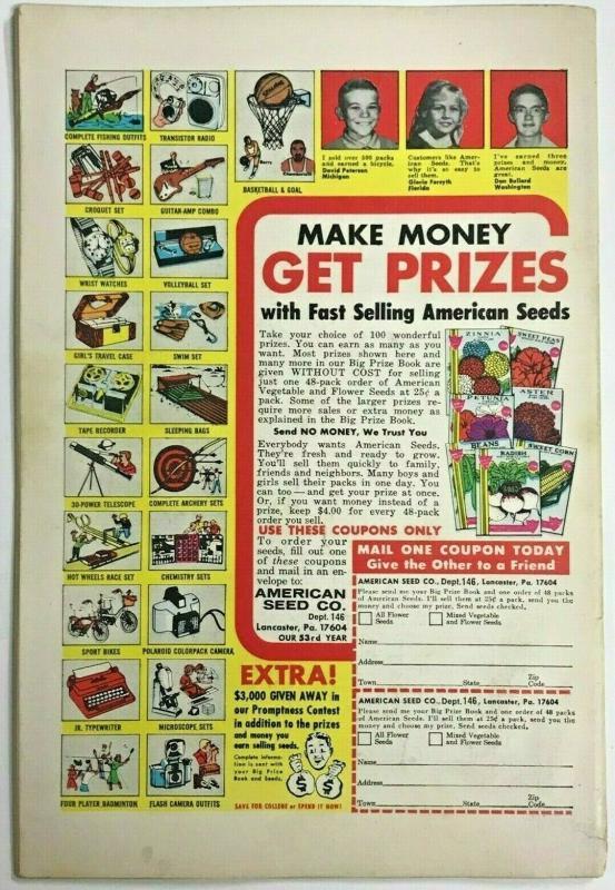 CONAN THE BARBARIAN#5 VG 1971 MARVEL BRONZE AGE COMICS