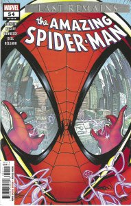 Amazing Spider-Man #54 (Feb 2021) - Kindred, Sin-Eater, the Order of the Web