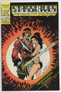 STARSLAYER #6, VF/NM, Log of the Jolly Roger, Pacific, Grell, 1982 1983