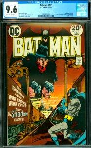 Batman #253 CGC 9.6