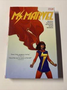 Ms. Marvel Omnibus Near Mint Hc Tpb