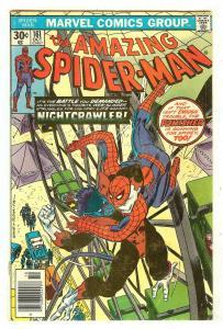 Amazing Spiderman 161   Nightcrawler   Punisher
