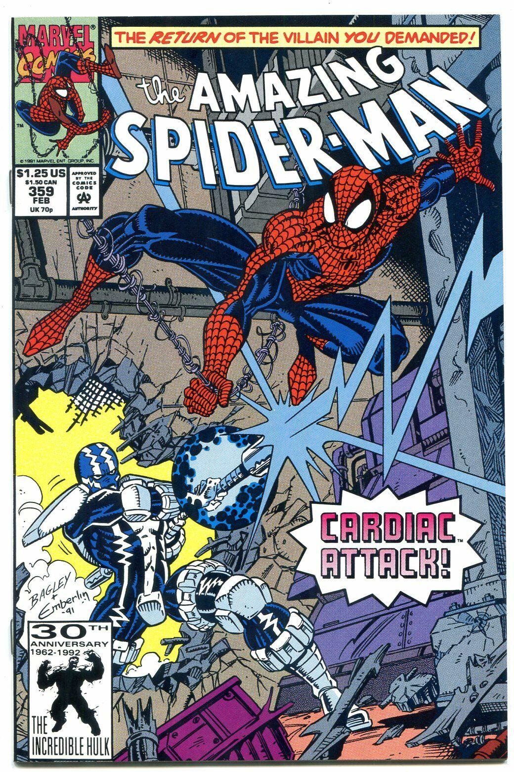 Amazing Spider Man #1 Marvel VF//NM Comics Book