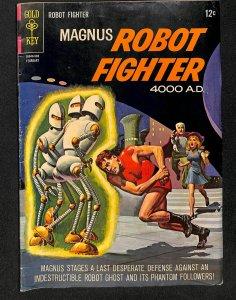 Magnus, Robot Fighter #9 (1965)