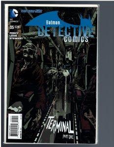 Detective Comics #35 (2014)