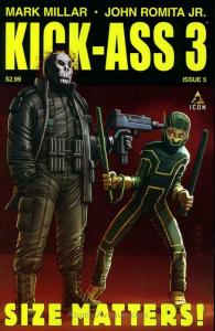 Kick-Ass 3 #5 FN; Icon | save on shipping - details inside