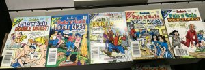 ARCHIE'S PALS 'n' GALS DIGEST MAGAZINE LOT of 5 Early-Mid 2000's FINE #12