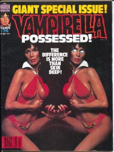 Vampirella #76 1979-Warren-bizarre Barbara Leigh cover-spicy stories-VF-