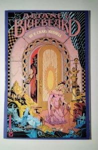 Ariane and Bluebeard #1 Eclipse Comic Book J756