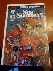 Star Slammers #1 (1994)