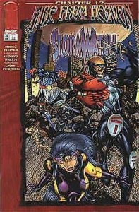 Stormwatch #36 VG; Image | low grade comic - save on shipping - details inside