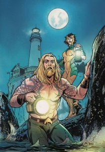 AQUAMAN ANNUAL (2017 DC) #2 PRESALE-10/23