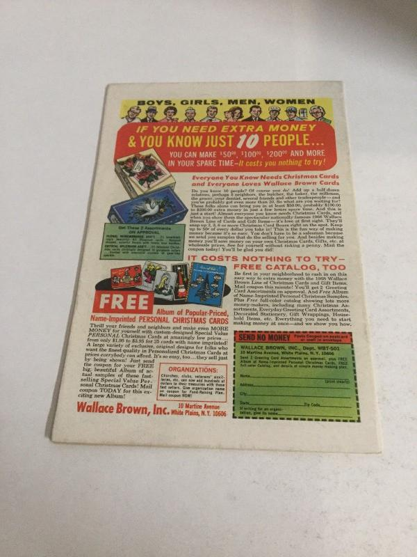 Fantastic Four 79 Vf- Very Fine- 7.5 Marvel Comics Silver Age