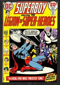Superboy #198 (1973)