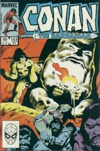Conan the Barbarian (1970 series) #151, VF+ (Stock photo)