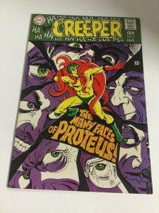 Beware The Creeper 2 Fn/Vf Fine/Very Fine 7.0 DC Comics Silver Age