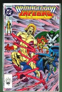 Armageddon: Inferno #1 (1992)