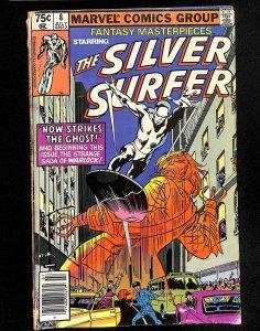 Fantasy Masterpieces (1979) #8 Silver Surfer!