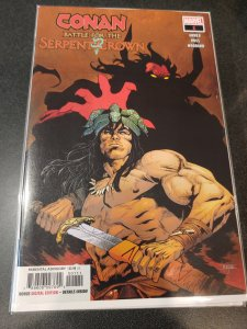 Conan: Battle For the Serpent Crown #1 (2020)