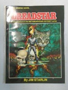Dreadstar Graphic Novel 6.0 FN (1982 1st Printing)