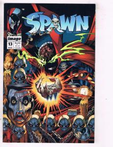 5 Image Comics # 1 (3) 2 13 Spawn Rising Stars Brigade Trencher Wildcats J103