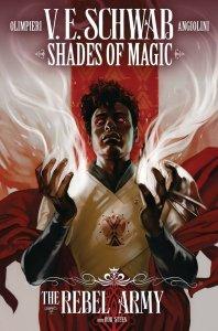 SHADES OF MAGIC REBEL ARMY (2019 TITAN) #1 PRESALE-10/23