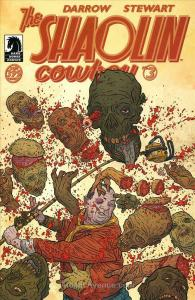 Shaolin Cowboy (2nd Series) #3 VF/NM; Dark Horse | save on shipping - details in
