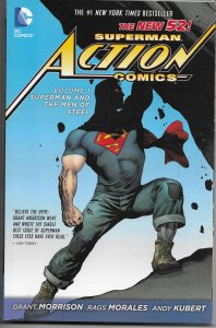 Action Comics (V2) Volume 1: Superman and the Men of Steel (New 52) tpb