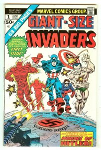 Giant-Size Invaders 1   68 Pages